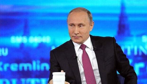 Путин рассказал о пользе антироссийских санкций | Продолжение проекта «Русская Весна»