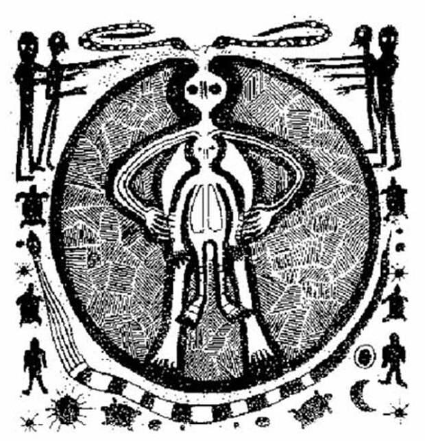 НЛО и инопланетяне в истории человечества