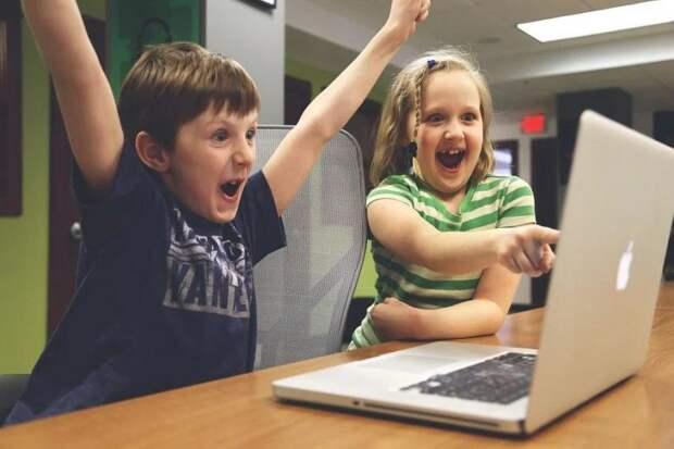 Дети/ Фото pixabay.com