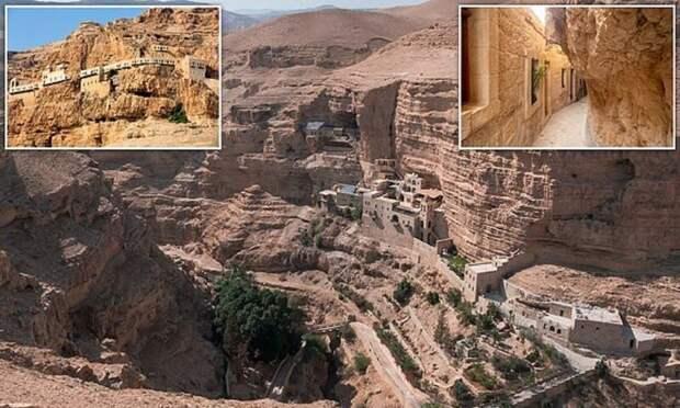 Уникальные израильские храмы, которые существуют вопреки законам физики