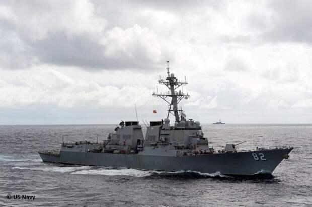 Сенатор Клинцевич рассказал, что случится со следующим нарушившим границы РФ эсминцем НАТО