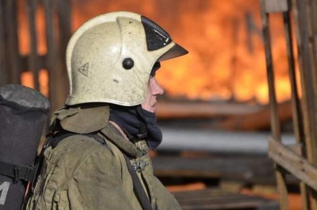 Три человека погибли во время пожара в больнице в Рязани