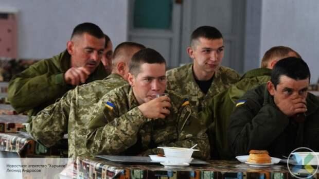 «Боятся воевать с Донбассом»: на Украине от службы в ВСУ уклонились 245 тысяч человек