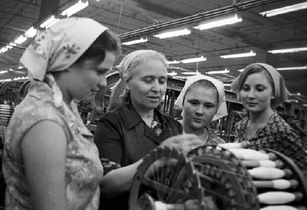 Почему власти СССР не смогли заселить Иваново мужчинами