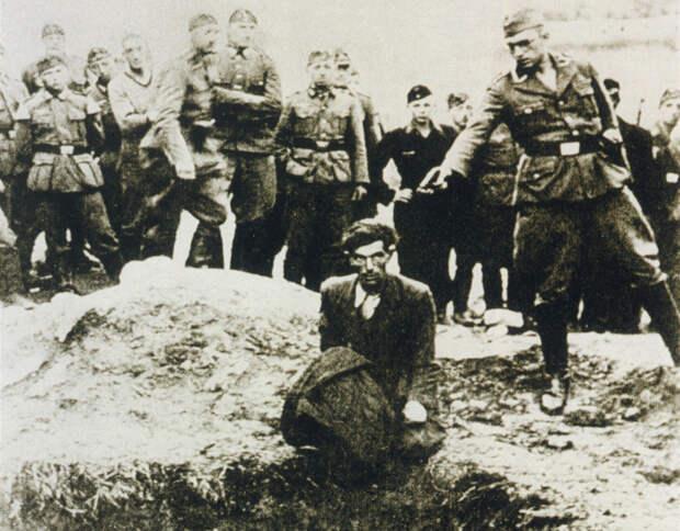 Нацистский геноцид народов СССР