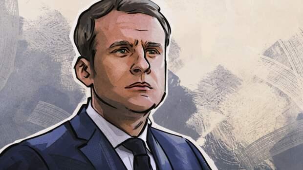 Французские полицейские призвали Макрона обеспечить безопасность в стране