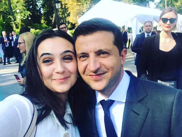 Ниндзя-секретарша Зеленского произвела фурор в Сети
