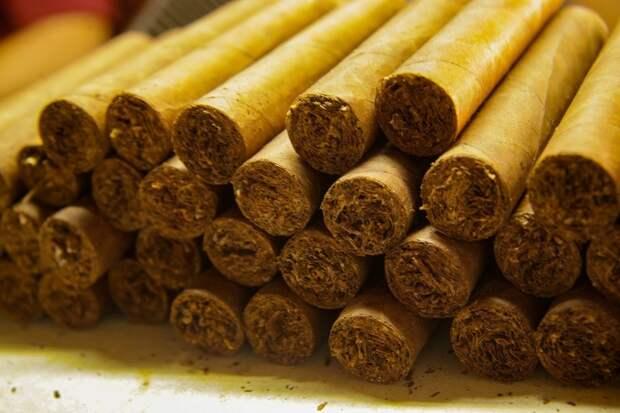 Визитная карточка Доминиканы. Сигары