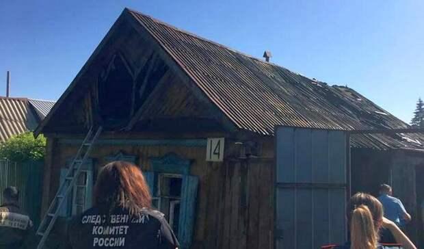 ВБугуруслан наместо гибели детей прибыла следственно-оперативная группа