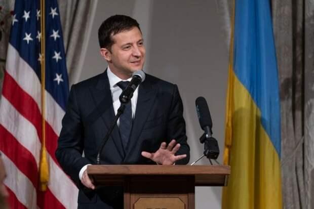 Разрыв Киева с Пекином как обрубка Зеленским сучьев украинского дерева