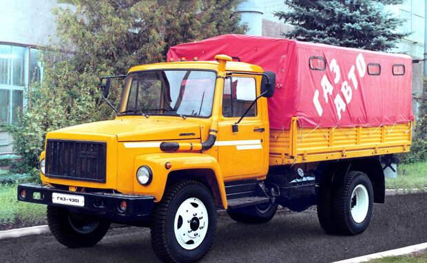 ГАЗ-4301 – первый автомобиль с дизелем разработки Горьковского автозавода