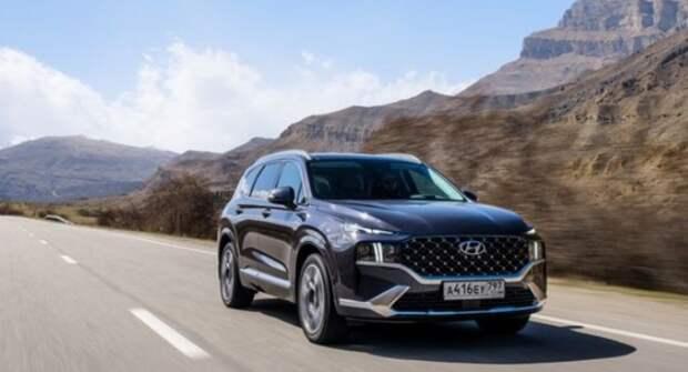 Капремонт по-корейски: первый тест-драйв нового Hyundai Santa Fe