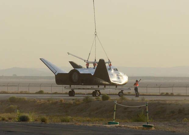 Началась защита проекта многоразового космоплана Dream Chaser