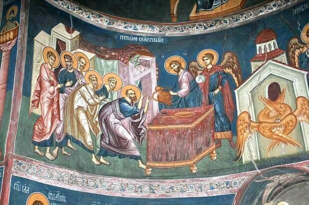Ищите в Церкви только Христа