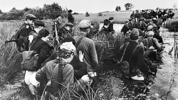 Партизаны обижали бедных фашистов: Как на Западе переписывают историю