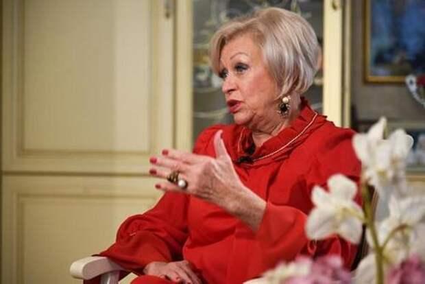 Людмила Поргина назвала достойную пенсию для россиян