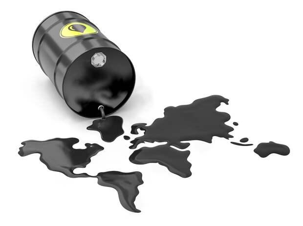 Как Америка докатилась до того, что покупает так много российской нефти?