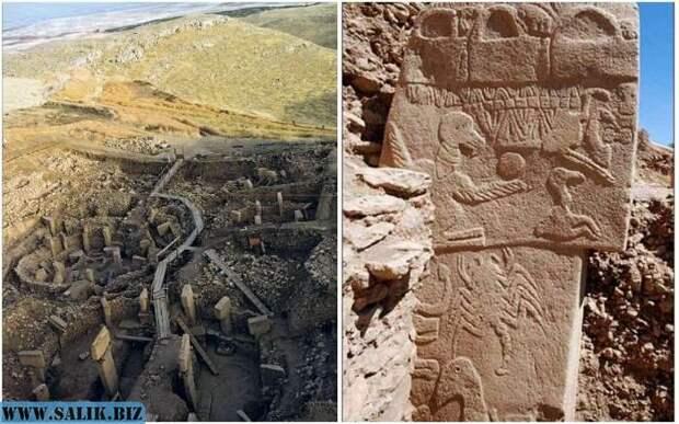 Гебекли-Тепе – это самое древнее масштабное культовое сооружение эпохи неолита на планете (Турция).