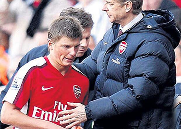 Аршавин посоветовал молодым игрокам не иметь дело с его бывшим агентом
