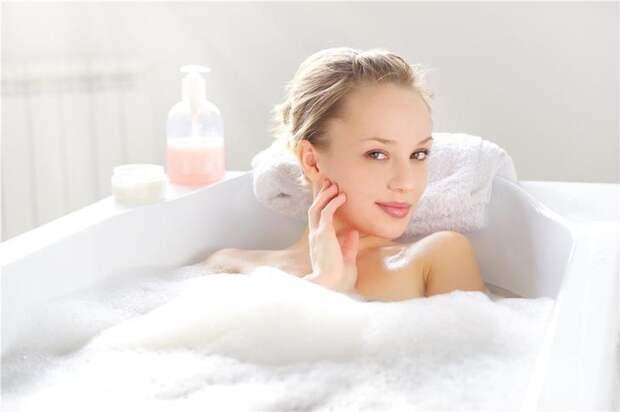 Расслабляющие ванны в уходе за телом