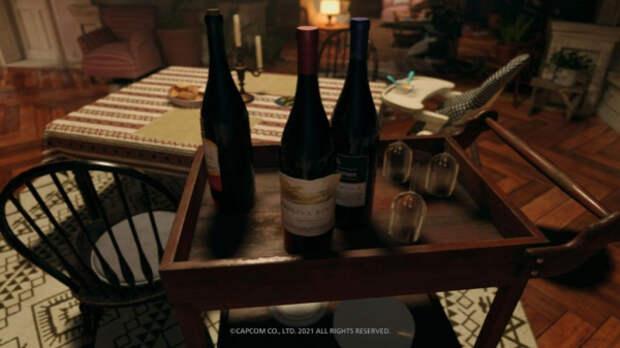 10 лучших секретов и пасхалок Resident Evil Village — кровавое вино, Resident Evil, эпилог