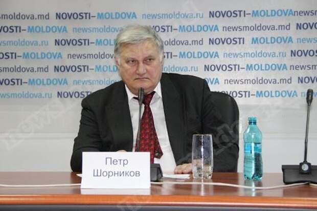 Пётр Шорников
