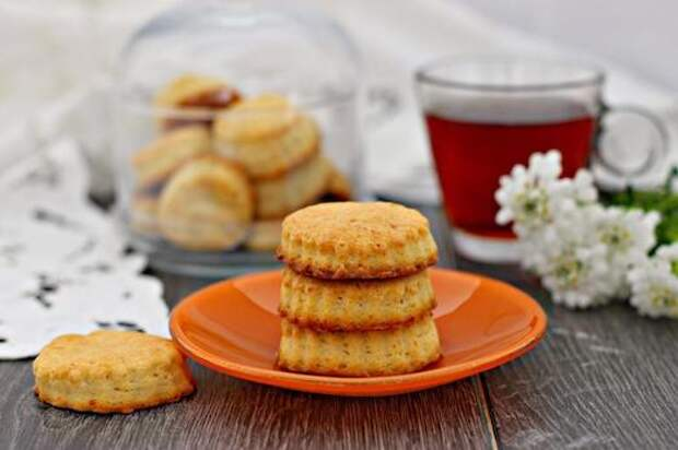 Рецепт приготовления вуксного печенья из яблок