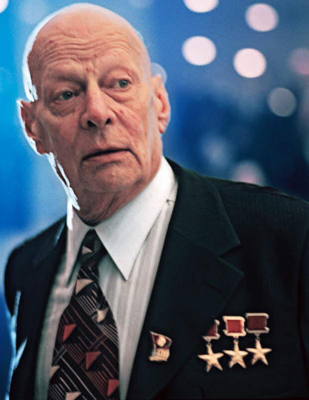 Трижды Герой Социалистического труда из армии Врангеля
