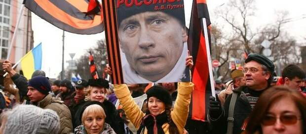 О рождении империализма в РФ