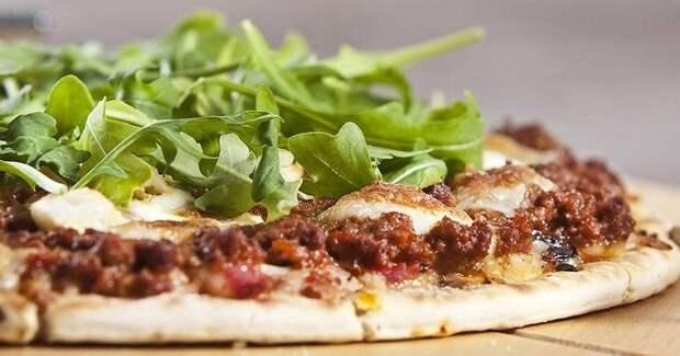 Пицца с фаршем - простая версия вкусного итальянского блюда