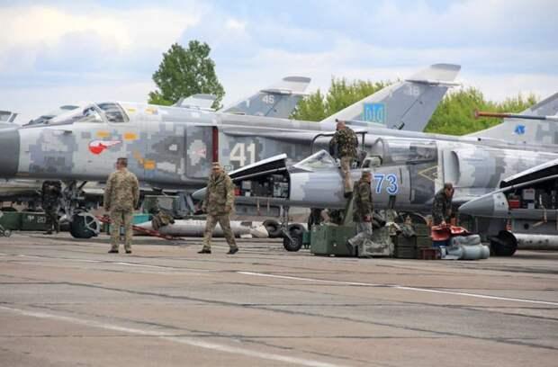 Исследовательская служба Конгресса США о вооруженных силах Украины