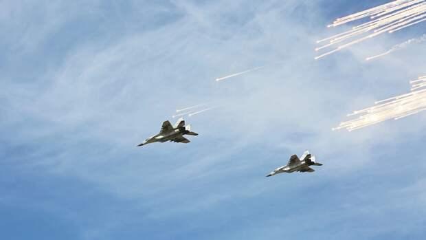 Итальянские аналитики назвали перспективы применения нового легкого истребителя ВКС РФ