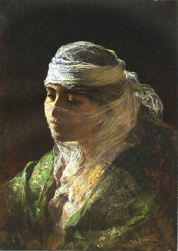 Фредерик Артур Бриджмен (Frederick Arthur Bridgman) (1880).
