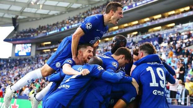 Гол Хаверца принес «Челси» победу над «Манчестер Сити» в финале Лиги чемпионов