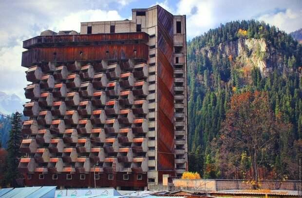 Заброшенная Россия: невероятные места