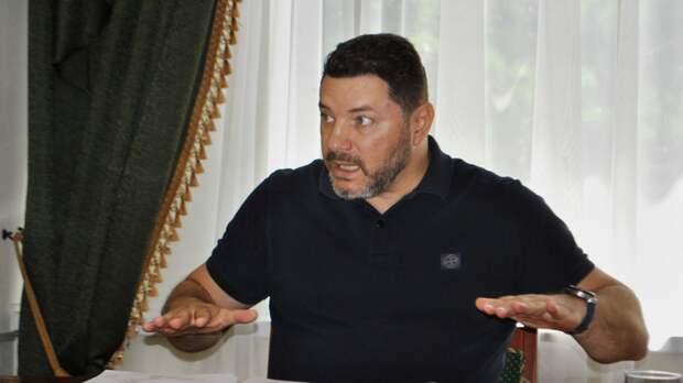 Упавший с электросамоката глава Кисловодска доставлен в Москву