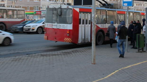 Вышедшую напрогулку пенсионерку затянуло под троллейбус вРостове