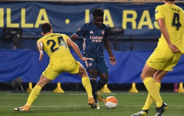 «Арсенал» – «Вильярреал». Текстовая трансляция матча