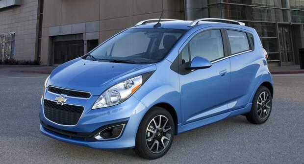Две модели Chevrolet в мае 2021 года подорожали на 30 – 35 тысяч рублей