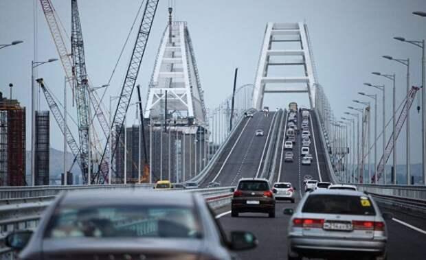 Россияне красиво ответили на «скулеж» украинцев из-за «супераншлага» на Крымском мосту