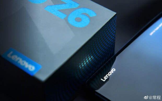Lenovo рассказала о новом смартфоне Lenovo Z6