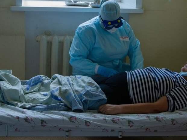 Больше тысячи больных коронавирусом госпитализировали в Москве за сутки