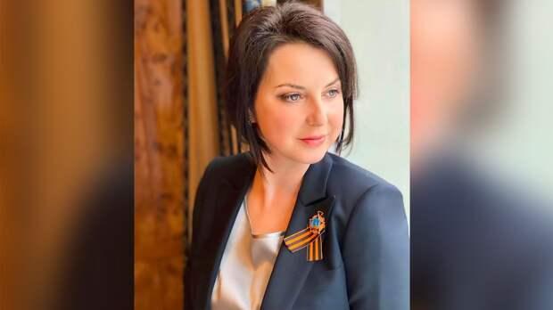Слуцкая рассказала, почему в Думе должны быть представлены спортсмены