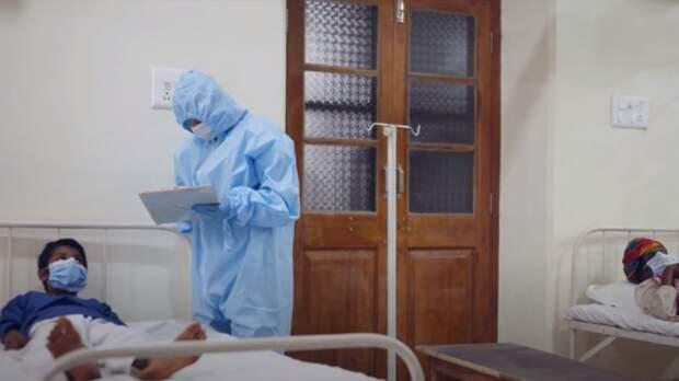 В Индии зафиксировали рост случаев редкого смертельного синдрома у детей с COVID-19
