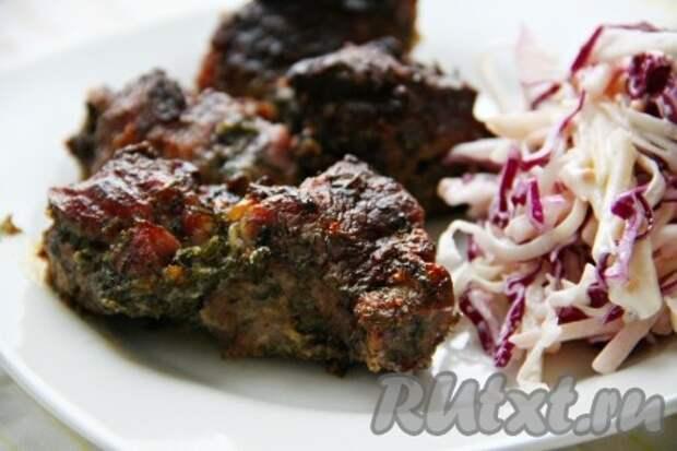 Свинина по-грузински в духовке