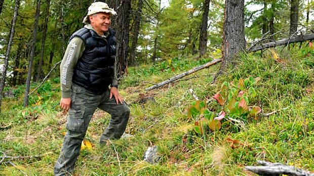 Сергей Шойгу затронул вопрос жизни и смерти