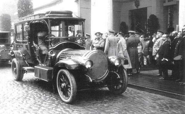 Самая роскошная машина царя авто, история, факты