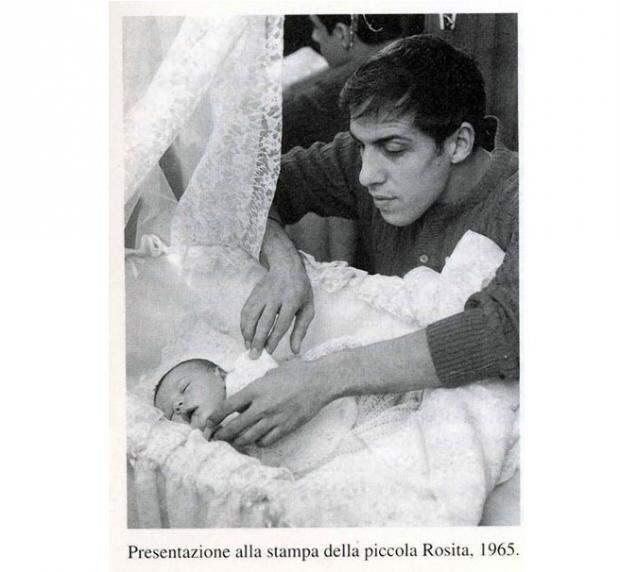 Дочери Адриано Челентано: Розита и Розалинда – две сестры - две разных жизни