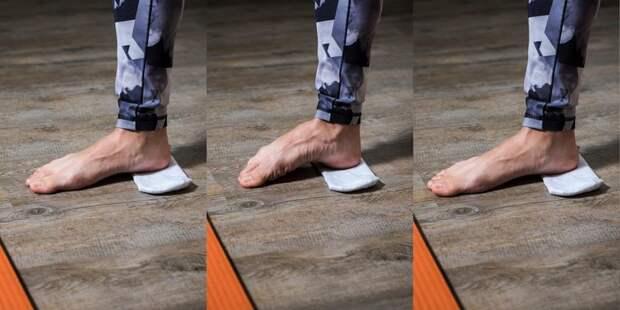 Борьба с плоскостопием: техники немецких физиотерапевтов
