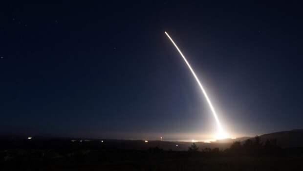 Военный эксперт назвал неудачу с пуском ракеты Minuteman плохим знаком